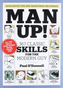 man up book