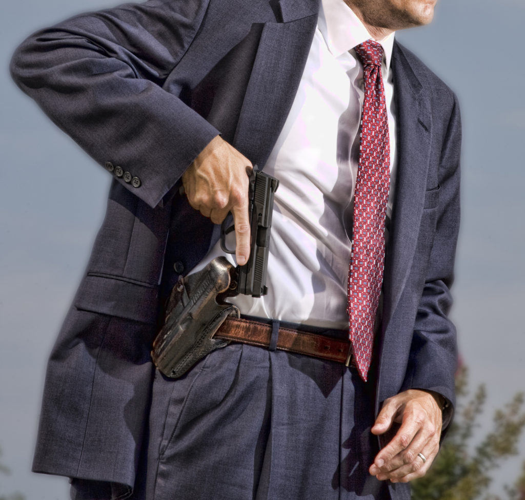 where is it legal to carry a concealed handgun in tn