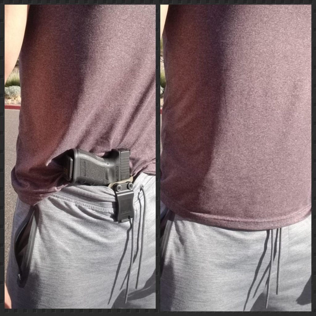 Concealed carry tactics