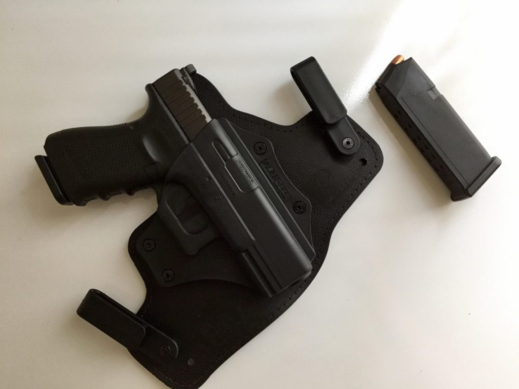 Glock 19 concealment holster