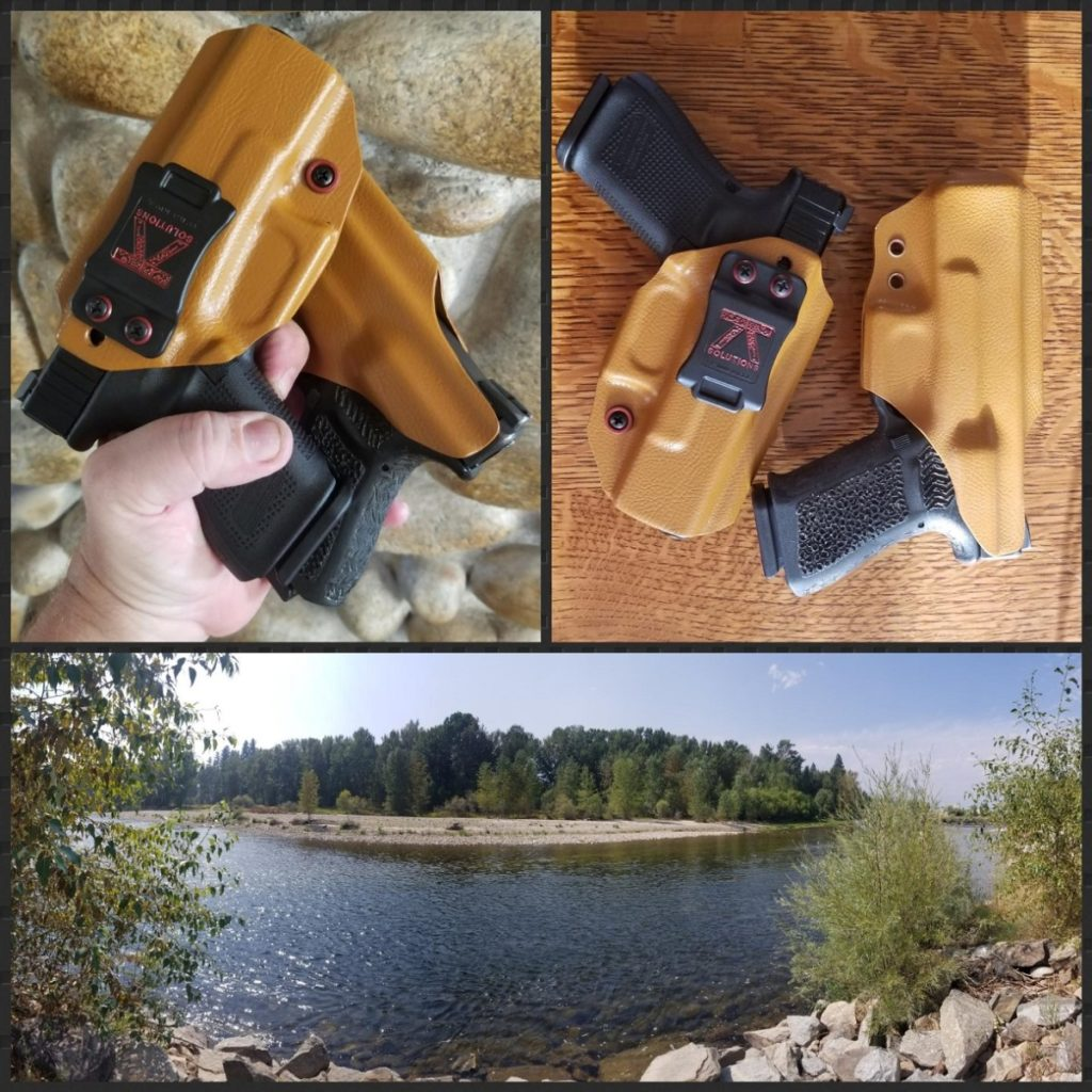 The most comfortable concealed carry holsters