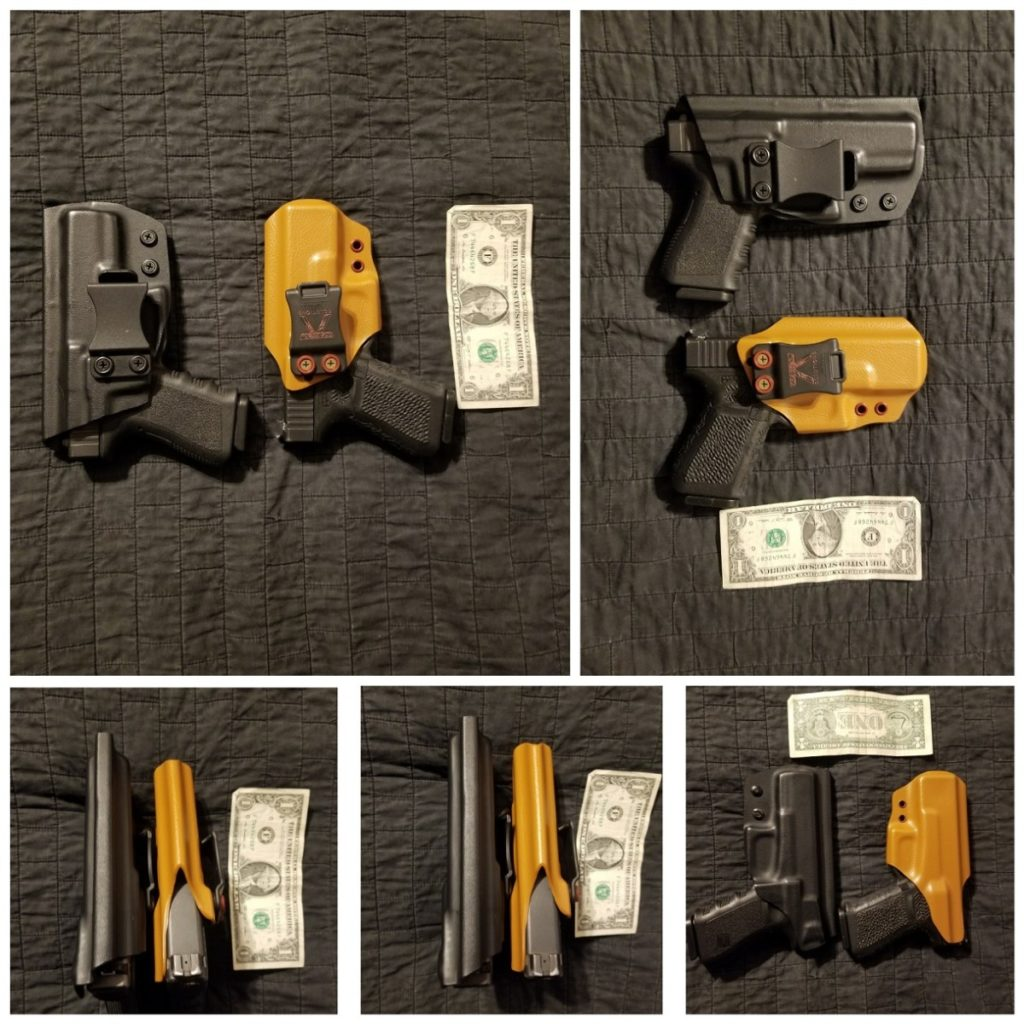clinger holsters for concealed carry