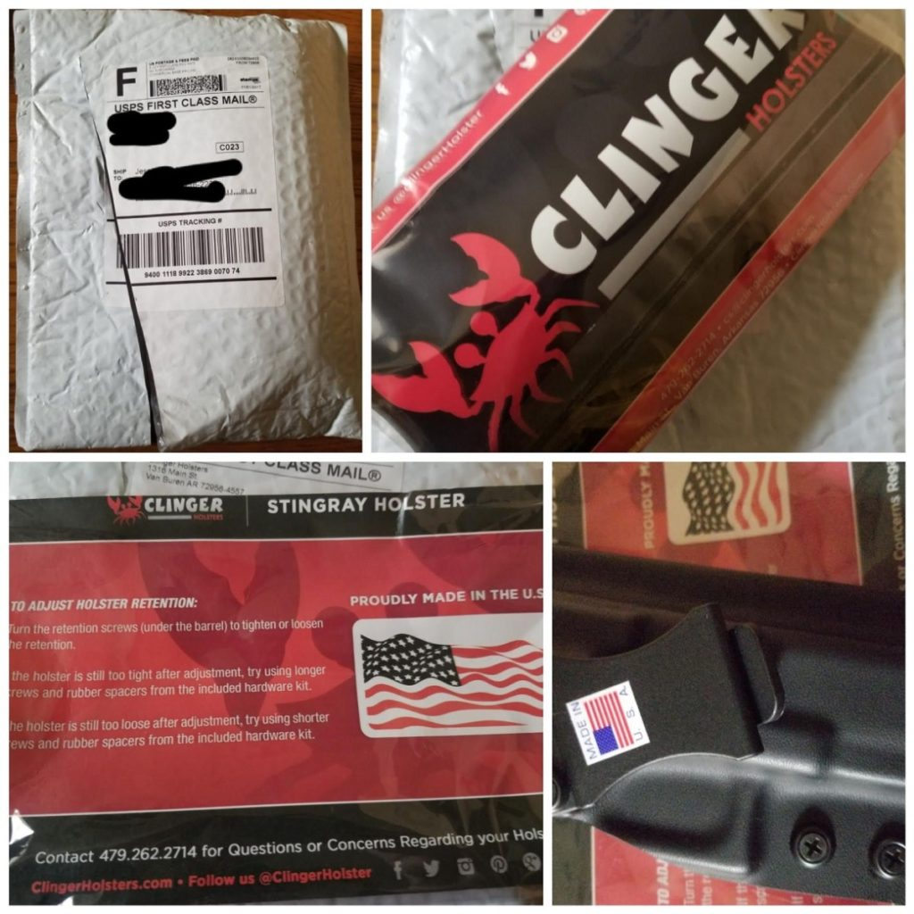 clinger holsters review